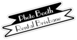 Photo Booth Rental Brisbane small Logo